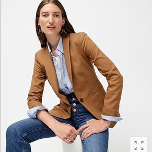 J. Crew Parke blazer in wool flannel Item J5627